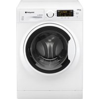 HOTPOINT Ultima S-line RPD10457J Washing Machine - White, White