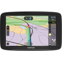 TOMTOM VIA 62 6 Sat Nav - with UK, ROI & Western Europe Maps