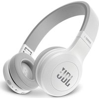 JBL E45BT Wireless Bluetooth Headphones - White, White