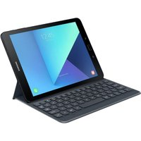 SAMSUNG Galaxy Tab S3 9.7 Keyboard Folio Tablet Case - Grey, Grey