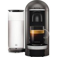 NESPRESSO by Krups VertuoPlus XN900T40 Coffee Machine - Titanium, Titanium