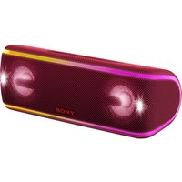 SONY SRS-XB41 Portable Bluetooth Speaker - Red, Red