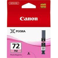CANON PGI-72 Photo Magenta Ink Cartridge, Magenta