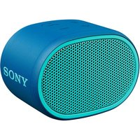 SONY SRS-XB01 Portable Bluetooth Speaker - Blue sale image