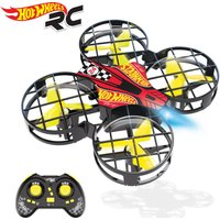 BLADEZ Hot Wheels DRX Hawk Racing Drone with Controller - Black, Red & Yellow, Black