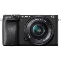 SONY a6400 Mirrorless Camera with E PZ 16-50 mm f/3.5-5.6 OSS Lens