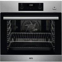 Click to view product details and reviews for Aeg Steambake Bes356010m Electric Steam Oven With Sensecook Food Probe Stainless Steel Stainless Steel.