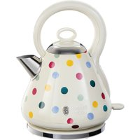 Click to view product details and reviews for Russell Hobbs Emma Bridgewater Polka Dot Traditional Kettle Cream Cream.