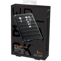 _BLACK P10 Game Drive - 2 TB, Black, Black