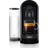 by Krups Vertuo Plus XN903840 Coffee Machine - Black, Black