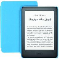 "AMAZON Kindle Kids Edition 6"" eReader - 8 GB, Blue, Blue"