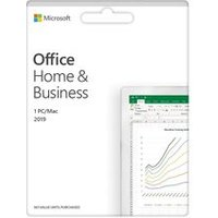 'Microsoft Office Home & Business 2019 - Lifetime For 1 User