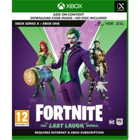 XBOX Fortnite: The Last Laugh Bundle
