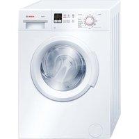 BOSCH WAB24161GB Washing Machine - White, White