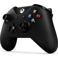 MICROSOFT Xbox One Wireless Gamepad - Black, Black