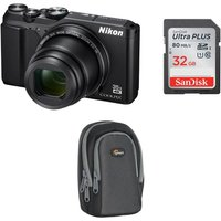 NIKON COOLPIX A900 Superzoom Compact Camera & Accessories Bundle