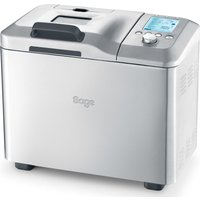 by Heston Blumenthal Custom Loaf Pro BBM800BSS Breadmaker - Stainless Steel, Stainless Steel