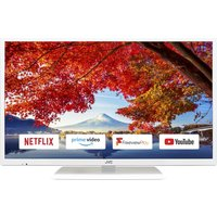 "32""  JVC LT-32C691  Smart LED TV - White"