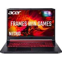 "Acer Nitro 5 17.3"" Gaming Laptop - Intel Core i5, GTX 1650, 256GB SSD"