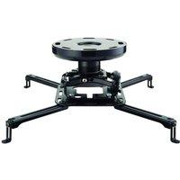 SANUS VisionMount VP1-B1 Ceiling Projector Mount - Black, Black