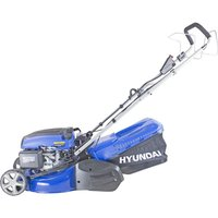 HYUNDAI HYM430SPER Cordless Rotary Lawn Mower - Blue, Blue