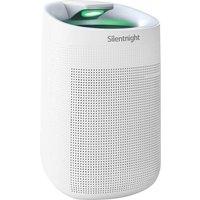 SILENTNIGHT 48849 Air Dehumidifier & Purifier - White, White