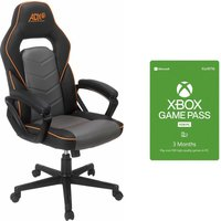 ADX ACHAIR19 Gaming Chair & 3 Month Xbox Game Pass for PC Bundle