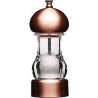 MASTER CLASS 14.5 cm Filled Capstan Salt Mill - Copper