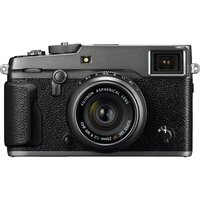 Image of FUJIFILM X-Pro2 Compact System Camera with 23 mm f/2 Standard Prime Lens - Graphite, Graphite
