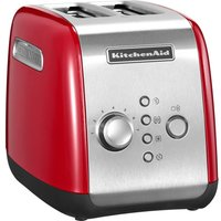 Buy KITCHENAID 5KMT221BER 2-Slice Toaster - Empire Red, Red - Currys