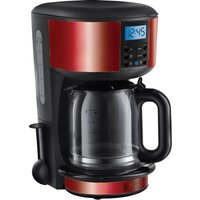RUSSELL HOBBS Legacy 20682 Fast Brew Filter Coffee Machine - Red, Red