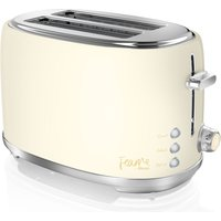 Buy SWAN Fearne ST20010HON 2-Slice Toaster - Pale Honey - Currys