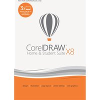 COREL CORELdraw Home and Student suite X8