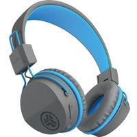 JLAB AUDIO JBuddies Studio Wireless Bluetooth Kids Headphones - Blue, Blue