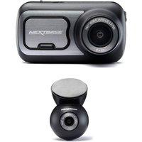 Nextbase 422GW Dash Cam with Amazon Alexa & Rear Window Dash Cam Bundle