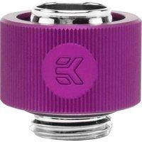 EK COOLING EK-ACF Fitting - 12/16 mm, Purple, Purple