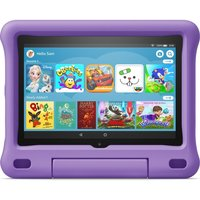 "AMAZON Fire HD 8"" Kids Edition Tablet (2020) - 32 GB, Purple, Purple"