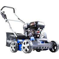 HYUNDAI HYSC210 Cordless Rotary Lawn Mower - Blue, Blue