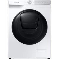 SAMSUNG QuickDrive WW90T854DBH/S1 WiFi-enabled 9 kg 1400 Spin Washing Machine - White, White.