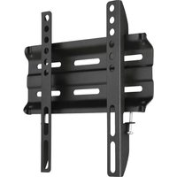 "HAMA 118106 1 Star Fixed 19-48"" TV Bracket"