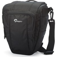 LOWEPRO Toploader 50 AW II DSLR Camera Case - Black, Black