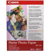 CANON  A4 Matte Photo Paper - 50 Sheets