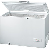 BOSCH GCM34AW20G Chest Freezer - White, White