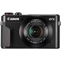 Canon PowerShot G7 X Mark II High Performance Compact Camera - Black,