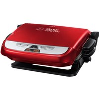 GEORGE FOREMAN Evolve Health Grill - Red, Red