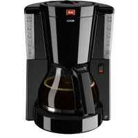 MELITTA Look IV Filter Coffee Machine - Black, Black