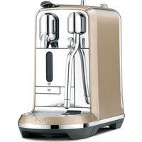 NESPRESSO by Sage Creatista BNE600RCH Coffee Machine - Royal Champagne