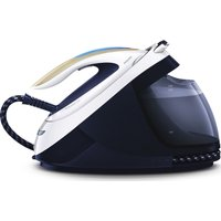PHILIPS PerfectCare Elite GC9630/20 Steam Generator Iron - Navy and White, Navy