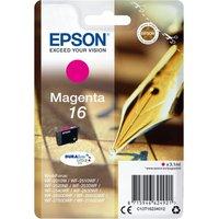 EPSON Pen & Crossword 16 Magenta Ink Cartridge, Magenta