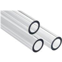 CORSAIR Hydro X Series XT Hardline 14 mm Tube   Clear  Pack of 3